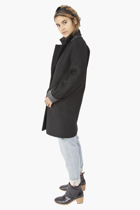 Achro Boyfriend Coat