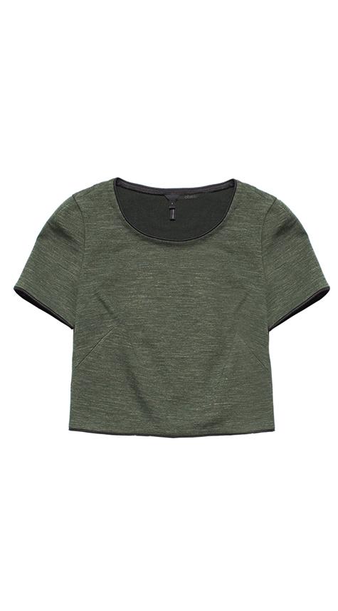 Obakki Crop Top T-Shirt