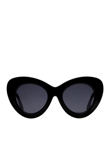 Le Specs GO GO GO Sunglasses- Black