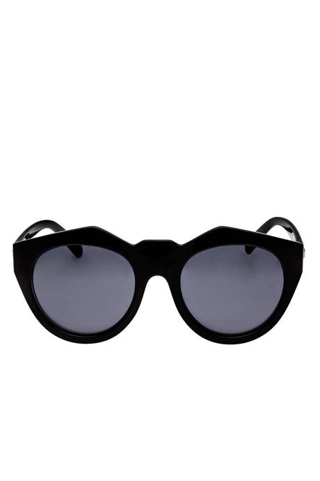 Le Specs Neo Noir Sunglasses- Black