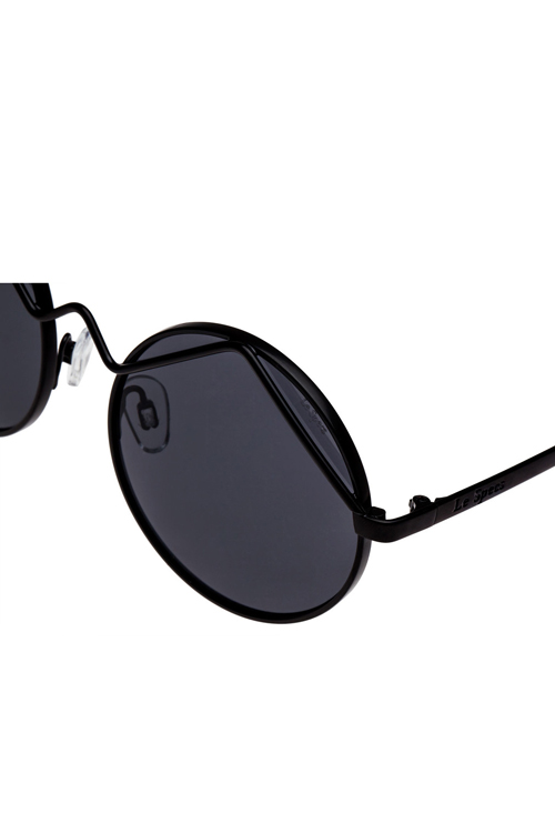 Le Specs Wild Child Sunglasses- Black