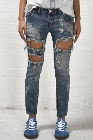 One Teaspoon Freebird Jeans- Brave