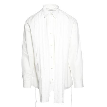 Sasquatchfabrix. Maribeto Big Dress Shirt - White