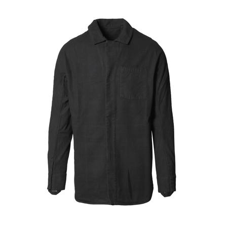 11 by Boris Bidjan Saberi S5 BUD Shirt with Embroidery - Black/Multi
