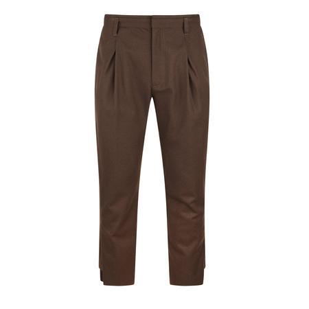 Bed J.W. Ford Slim Pants - Chocolate