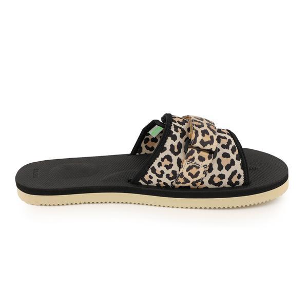 92fd066495af Wacko Maria x Suicoke Sandals Type 2 - Leopard