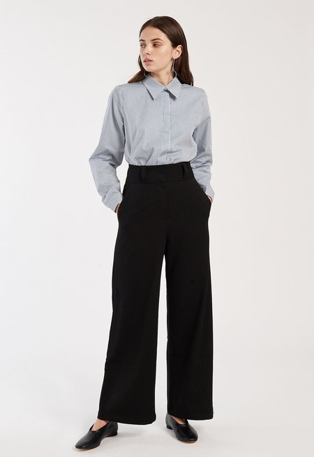 Rocket X Lunch Straight Leg Pants - Black