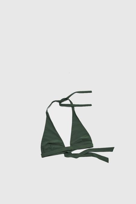 Kowtow Triangle Top - Ivy