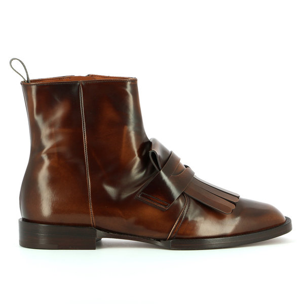 97b896ea8a6 Robert Clergerie Yousc Ankle Boot - Brown on Garmentory