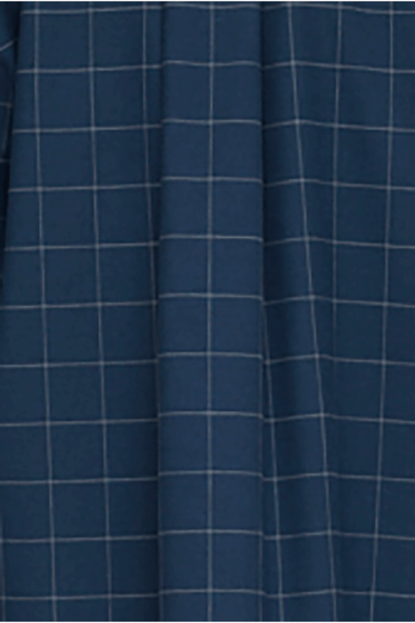 ... Placket Flannel Sleep Shirt - Navy Windowpane. sold out. The Sleep Shirt ee2b9ddbd