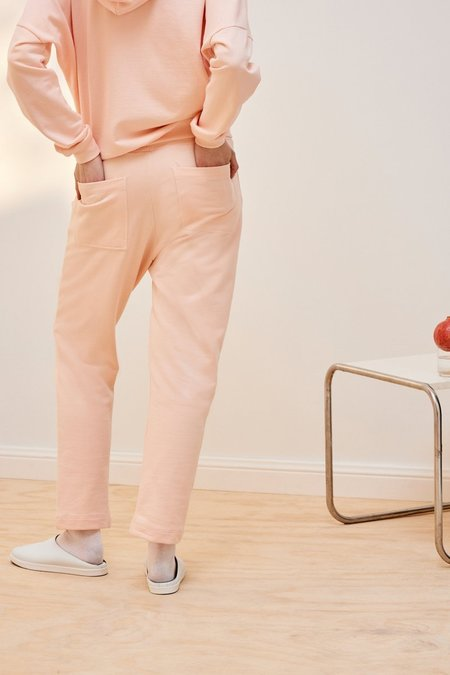 Kowtow Building Block Track Pant - Light Pink