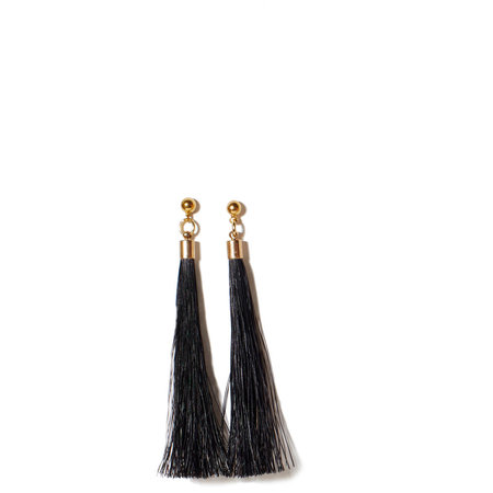 Parme Marin Pony Tail II Earrings
