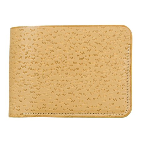 Laperruque Billfold Wallet - Natural Peccary