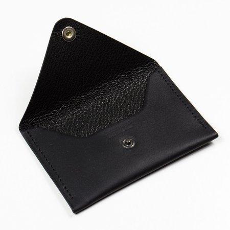 Laperruque Envelope Cardholder - Black Baranil