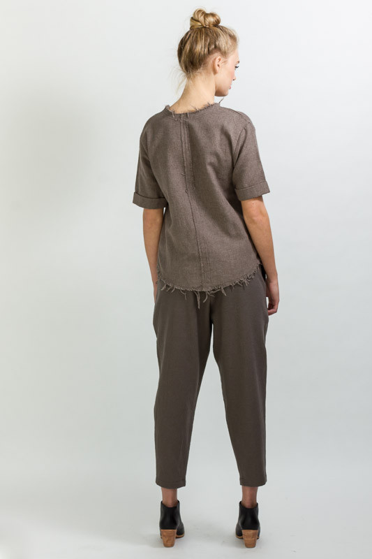 BLACK CRANE CARPENTER PANT