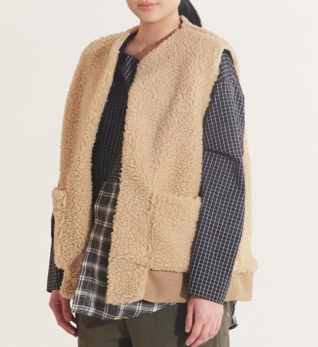 House of 950 Sherpa Vest