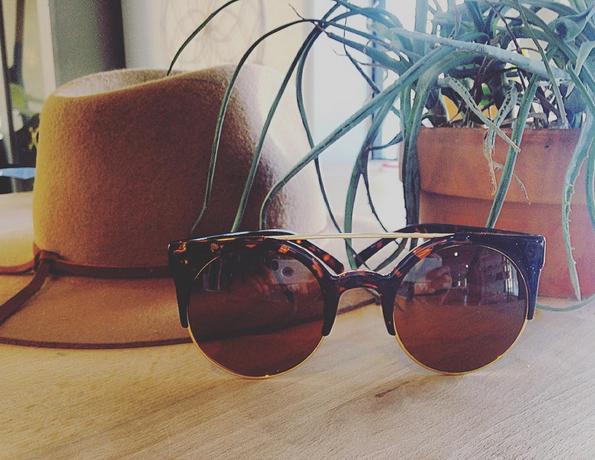 Quay Now Sunglasses | Tortoise