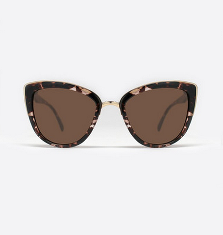 QUAY My Girl Sunglasses | Tortuoise