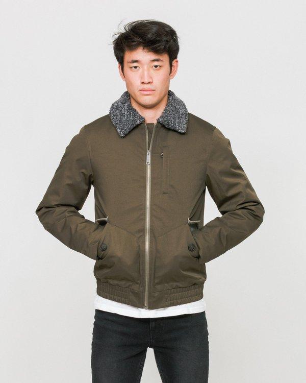 Suit Ekko Jacket Dark Green Garmentory