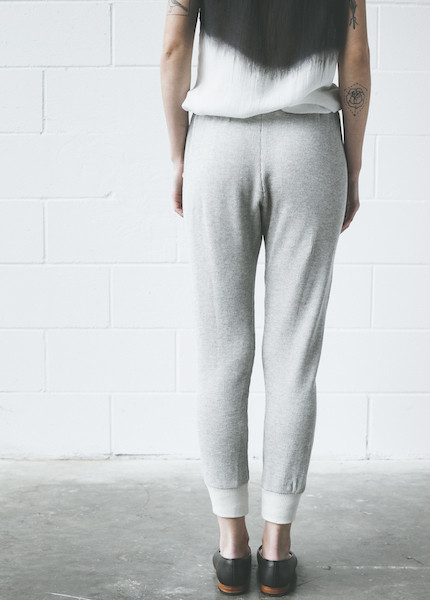 Dolan Easy Pant in Grey