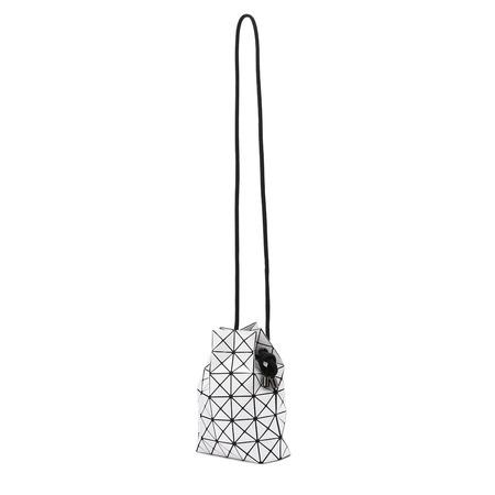 BaoBao Cinch Bucket Bag - ICE GRAY