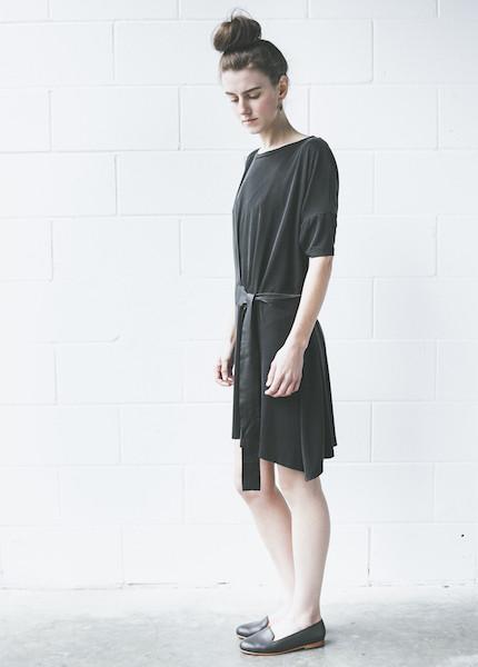Dolan Open Neck Asymmetrical Hem Dress | Kohl