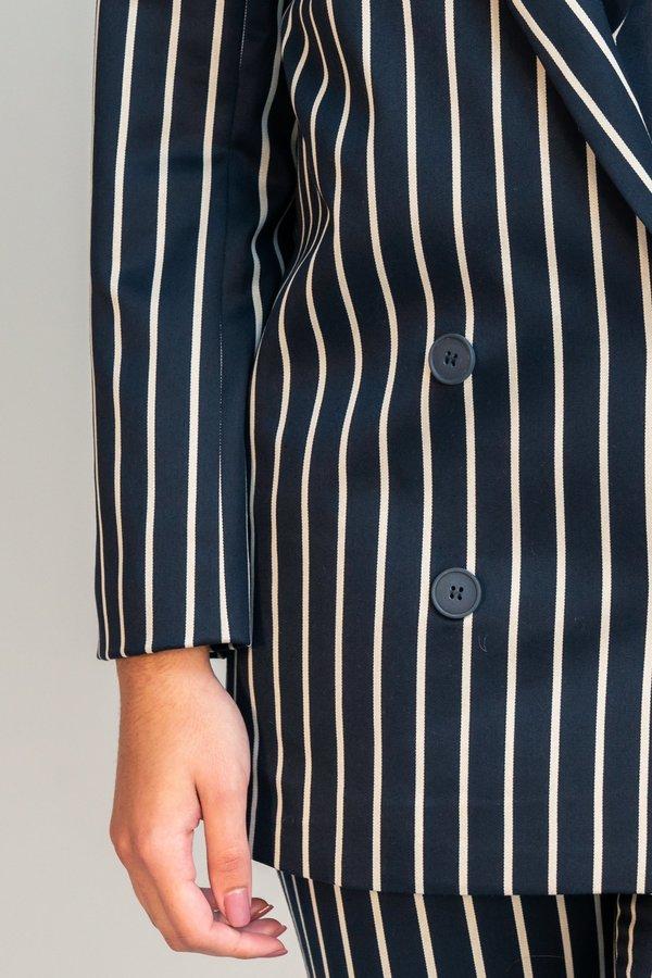 Just Female Laurent Blazer - Striped