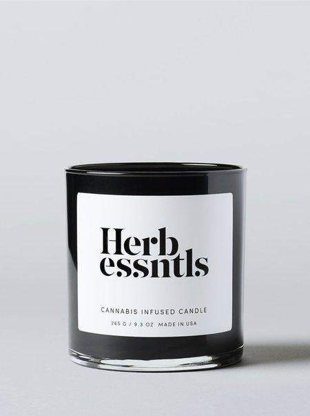 Herb Essntls Scented Candle