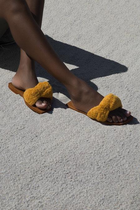 Parme Marin Towel Off Node Sandal
