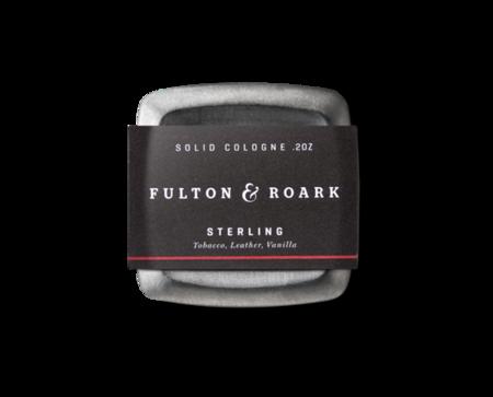Fulton & Roark Sterling 2oz Solid Cologne