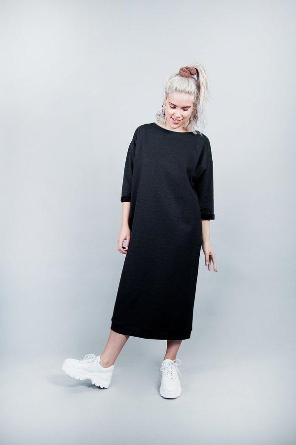 fd4e184fd8 Ursa Minor Dale Dress - Black