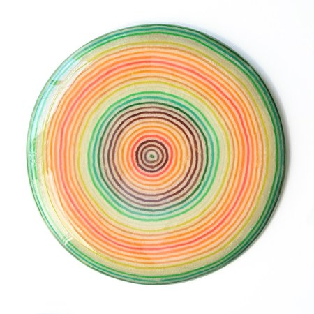 hi-dutch Original Yarn and Resin Circle