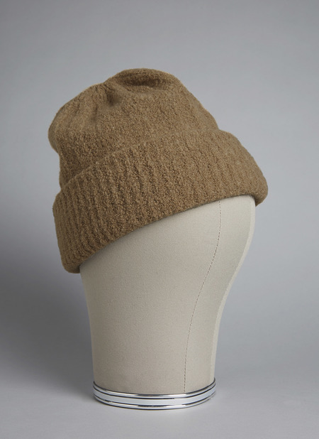 GREI Mousse Double-Sided Beanie - Caramel