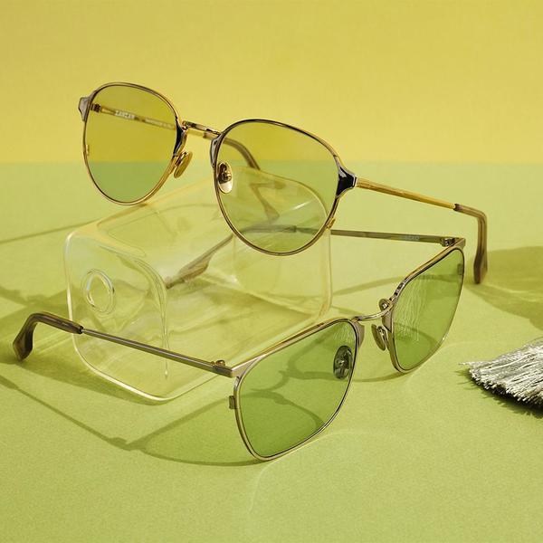 Zanzan Arango Sunglasses - Silver