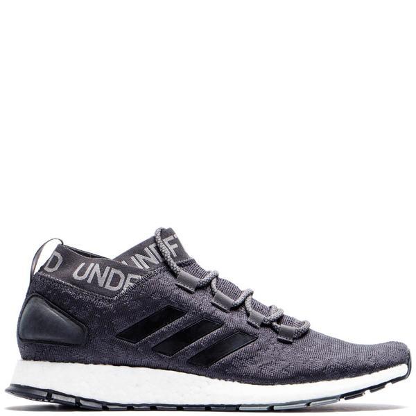 66991108ae57f8 adidas by UNDFTD Pureboost RBL - Core Black