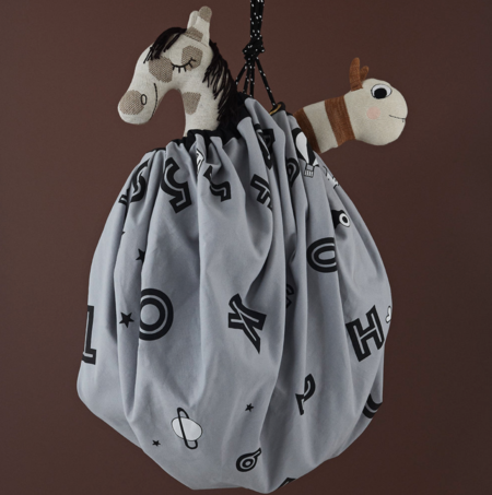 KIDS OYOY Alphabet Play Sack