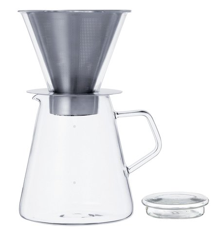 Kinto Japan Carat Coffee Dripper & Pot
