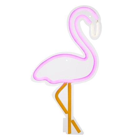 Sunnylife Flamingo Neon LED Light - PINK