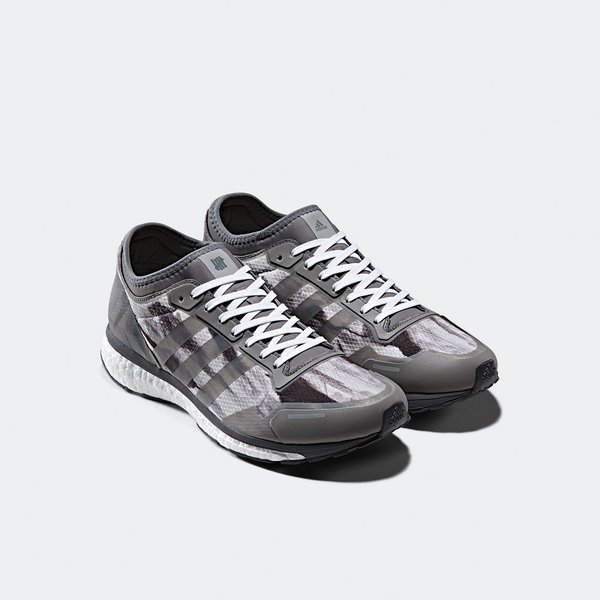 innovative design c144b 4126f ADIDAS X UNDEFEATED Adizero Adios 3 Sneaker - Clear Black