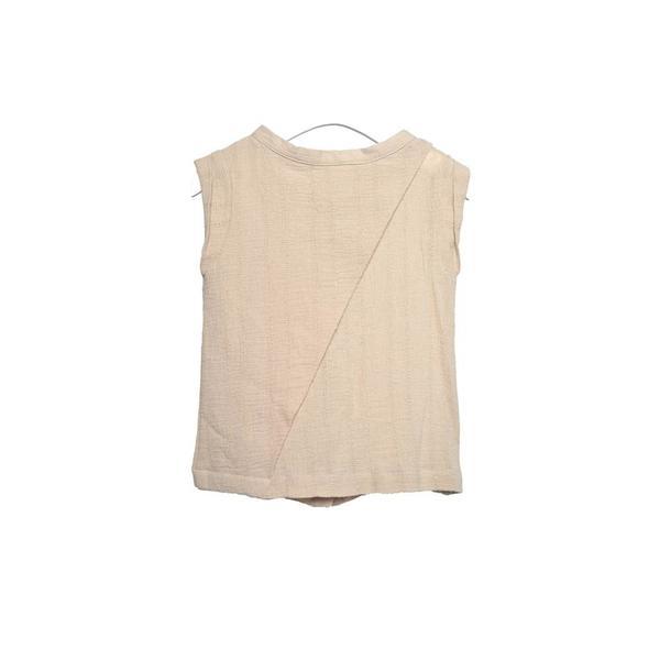 KIDS Telegraph Ave Linen Vented Vest