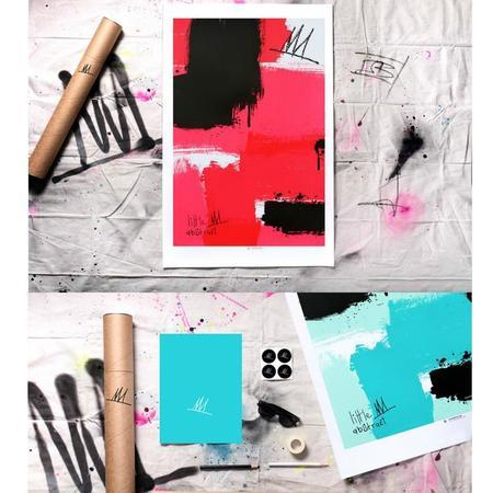 KIDS Little Abstract Art Kit