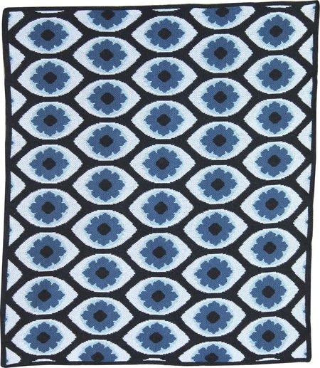 KIDS DITTOHOUSE Protective Eye Mini Blanket