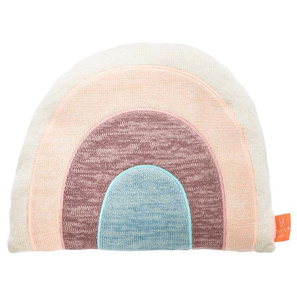 Kids OYOY Rainbow Cushion - Pink