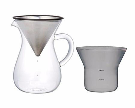 Kinto Japan SCS Coffee Carafe Set