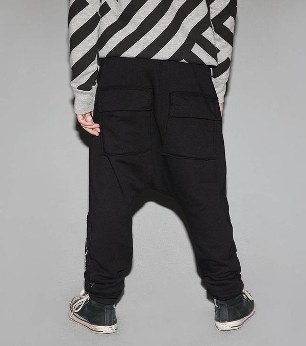 6423b3785 Kids Nununu Skull Robot Patch Baggy Pants - BLACK. $60.00$45.00. Nununu
