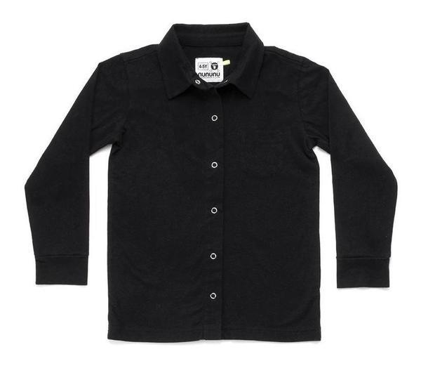 KIDS Nununu Snap Button Shirt