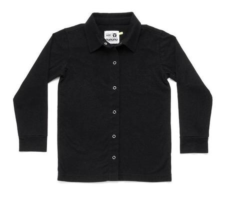 KIDS Nununu Snap Button Shirt