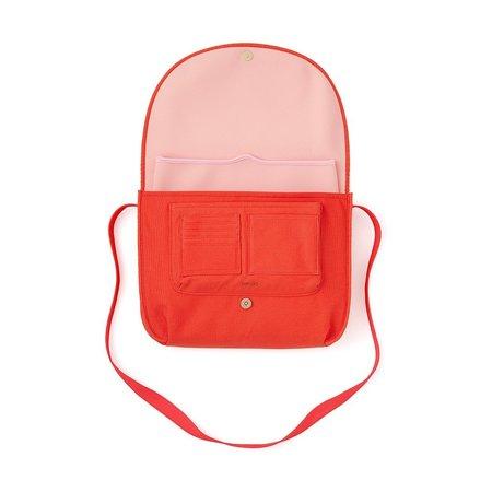 BAN.DO Straight Up Magic Laptop Bag - RED