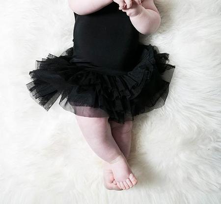 KIDS The Tiny Universe The Ballerina Body Onesie - Green