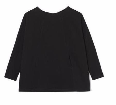 KIDS ON THE MOON Umbra Sweatshirt - Black